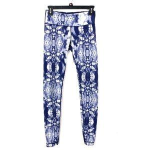 lululemon athletica Pants & Jumpsuits - Lululemon 6 wunder under ink blot purple leggings